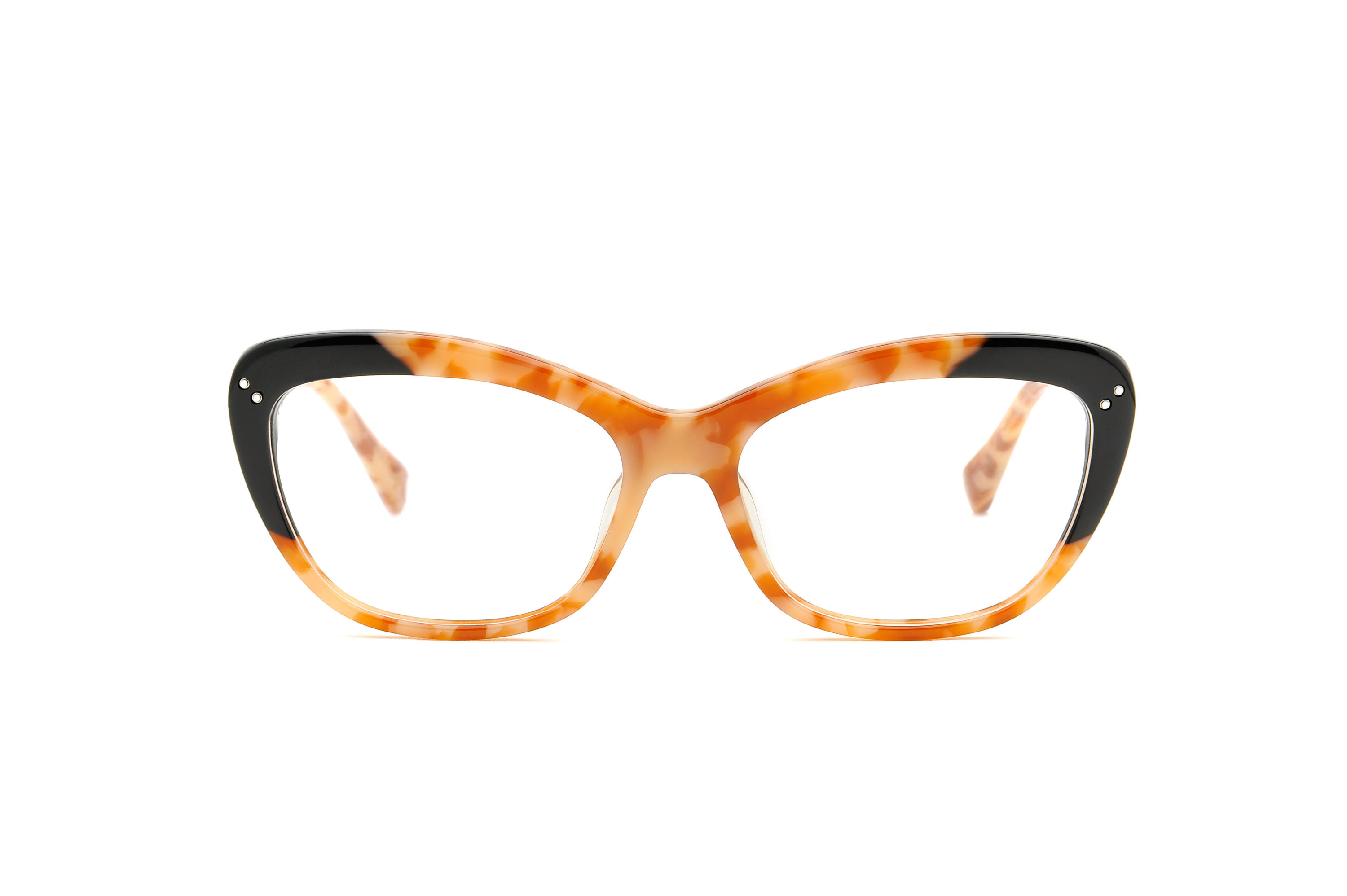 Sunshine  acetate tortoise sunglasses by GIGI Studios