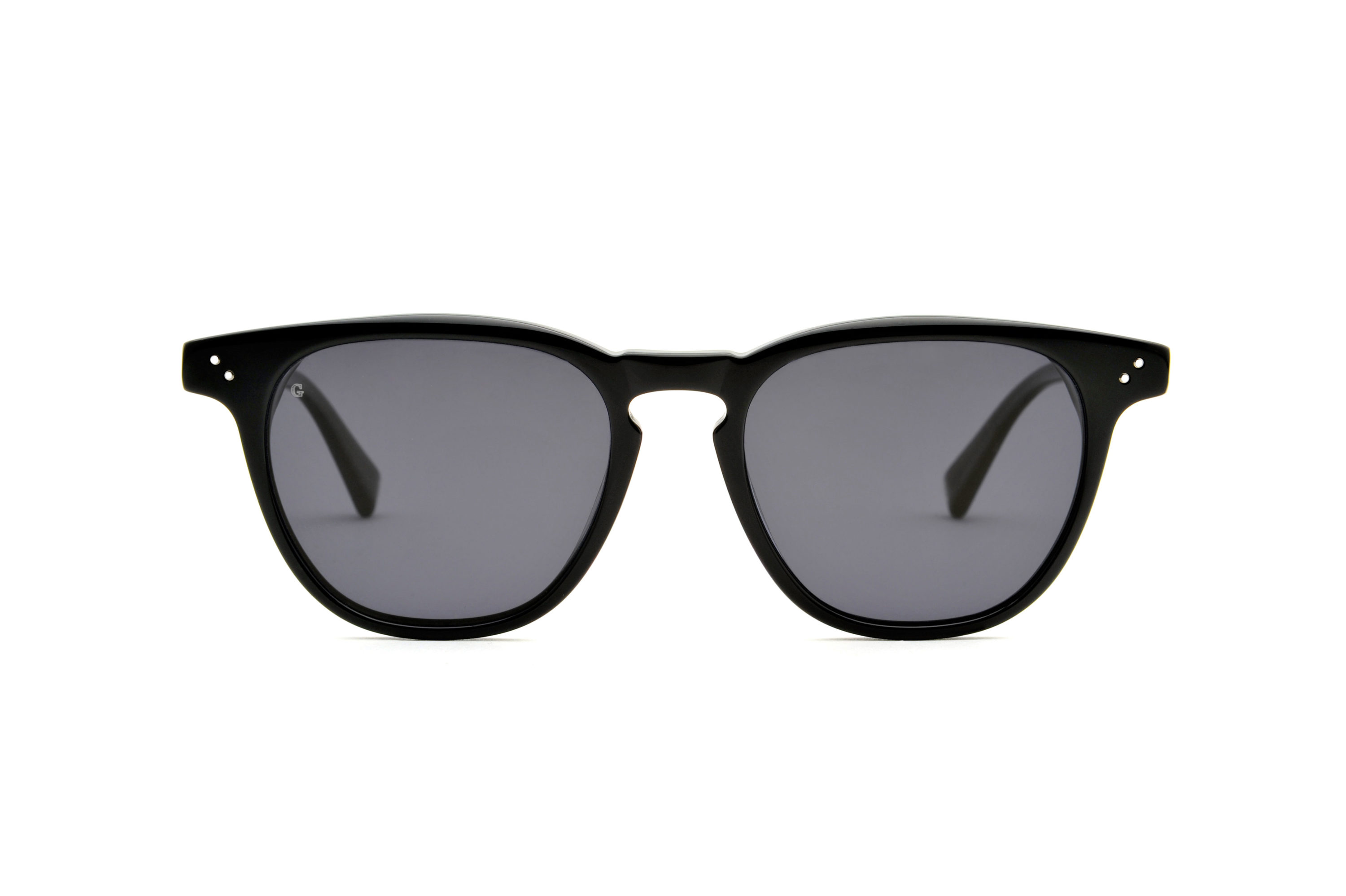 Larry acetate squared black sunglasses by GIGI Studios