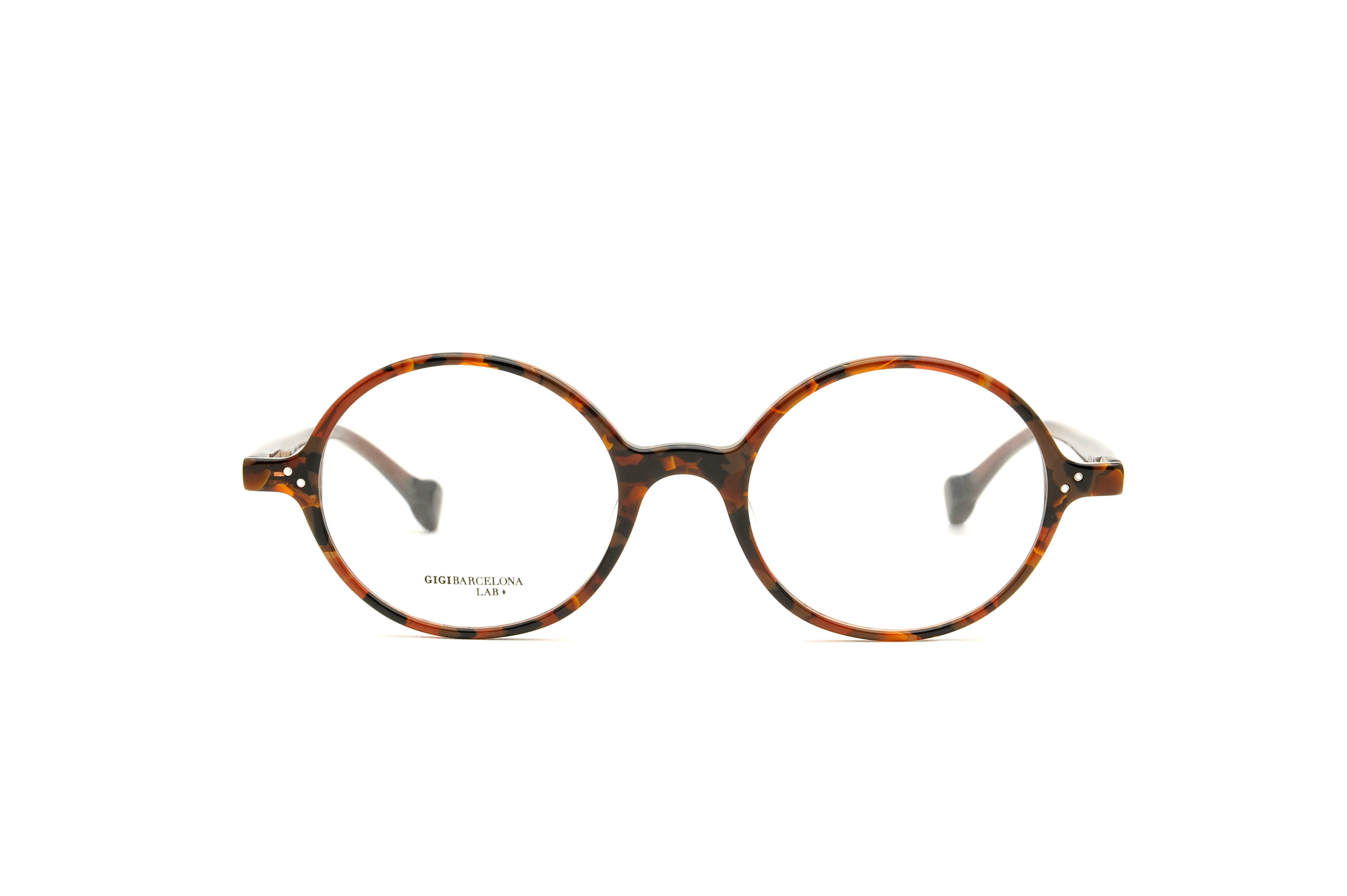 Maybe acetate rounded tortoise sunglasses by GIGI Studios