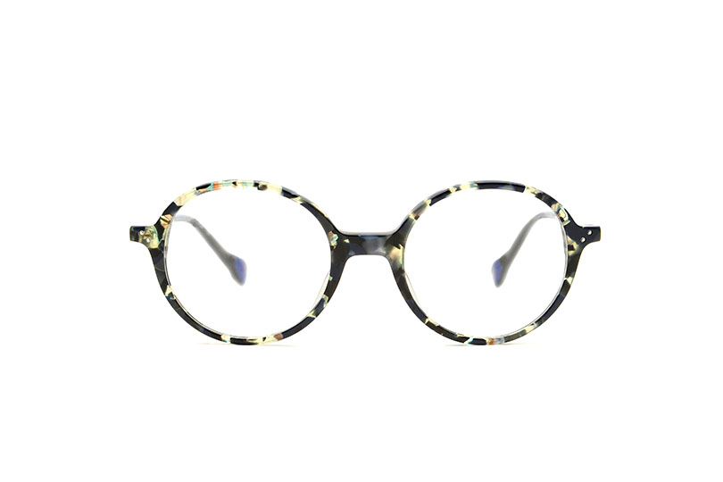 Kingdom acetate rounded tortoise sunglasses by GIGI Studios