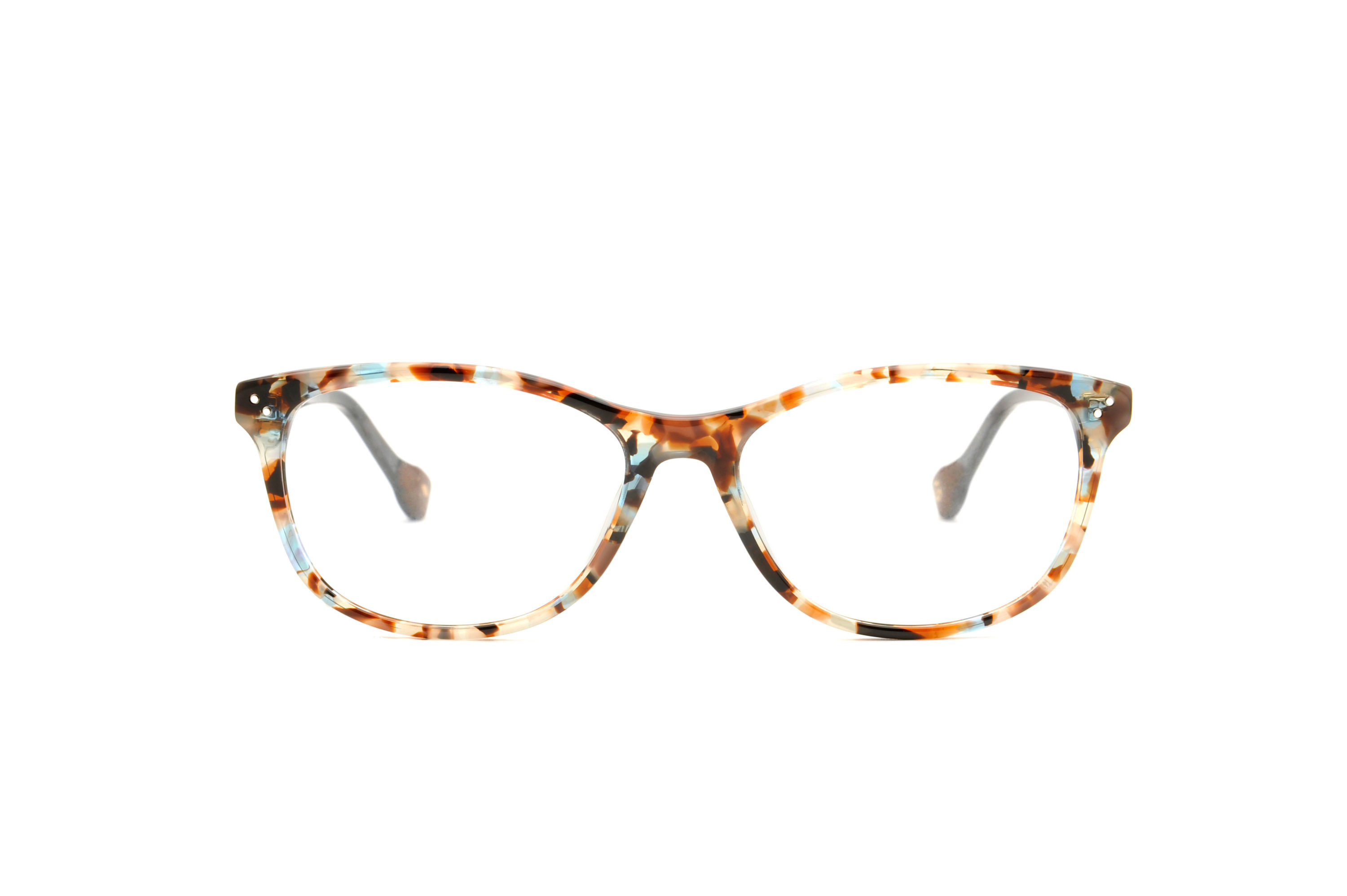Meryl acetate cat eye tortoise sunglasses by GIGI Studios